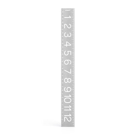 Light Gray Ruler,Light Gray,hi-res