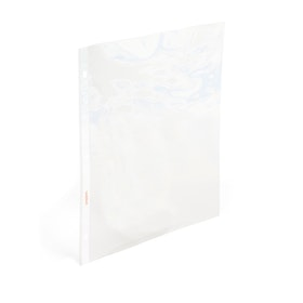 White Sheet Protectors, Set of 100,,hi-res