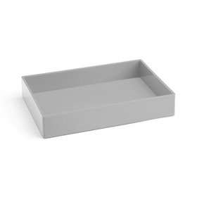 Light Gray Medium Accessory Tray,Light Gray,hi-res