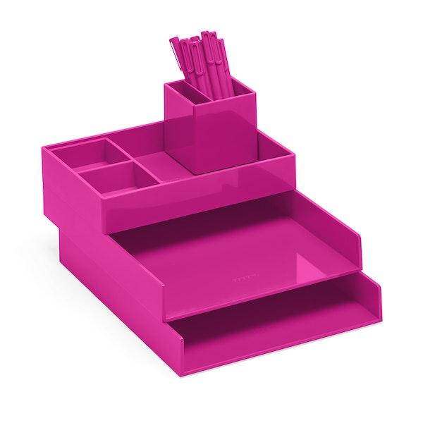Pink Super Stacked,Pink,hi-res