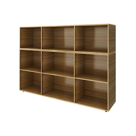 Virginia Walnut Bivi Bigger Depot Shelf,Virginia Walnut,hi-res