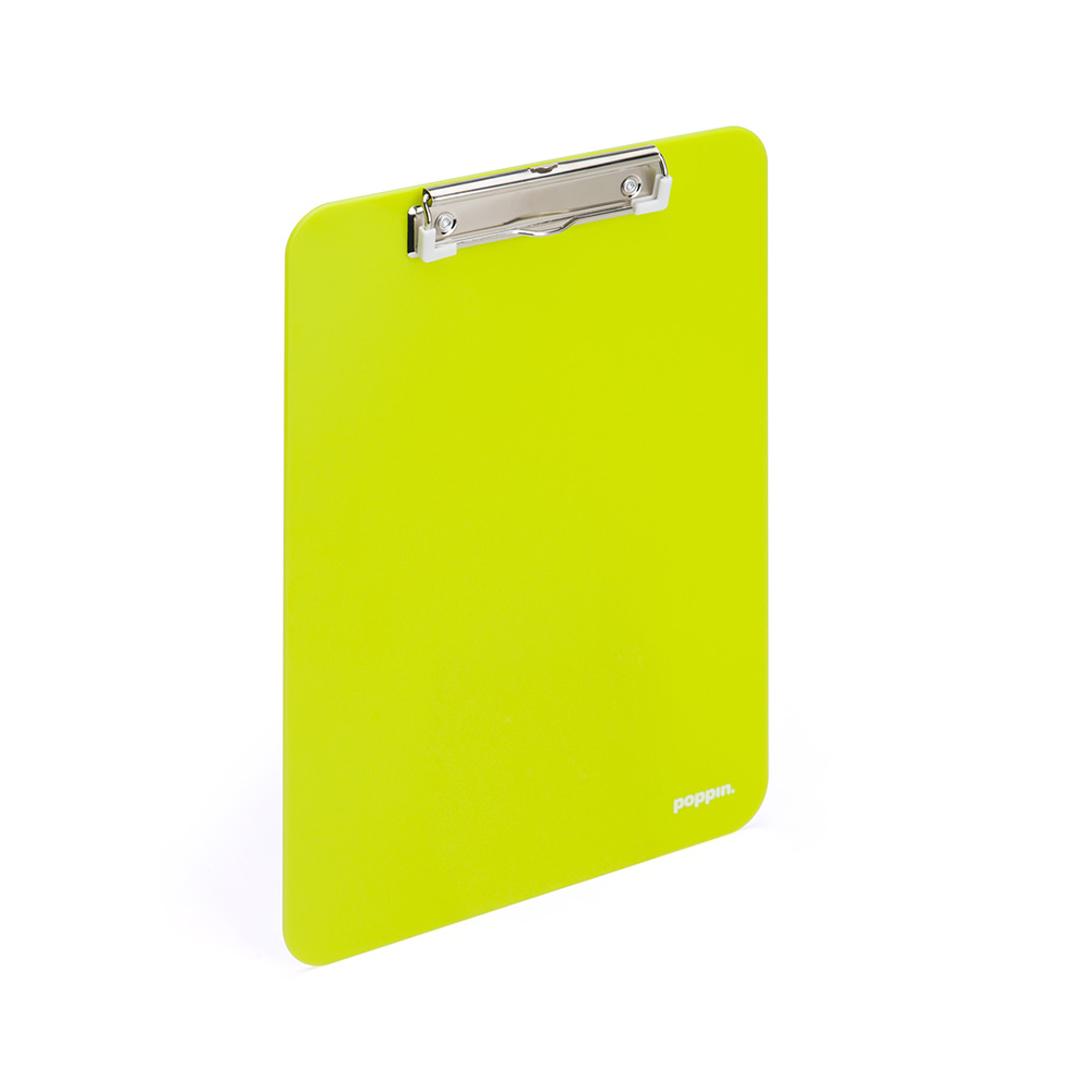 Merveilleux Lime Green Clipboard