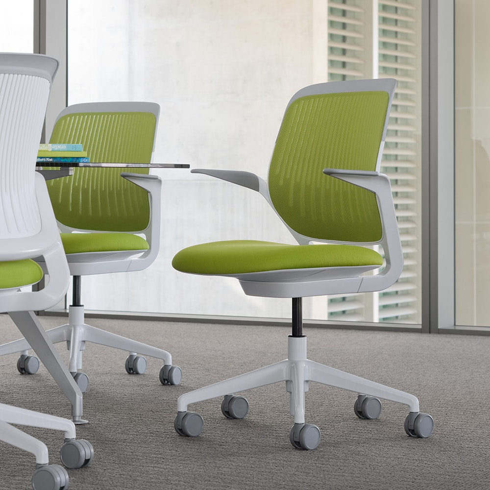 lime green office furniture. lime green cobi desk chair white framelime greenhires office furniture