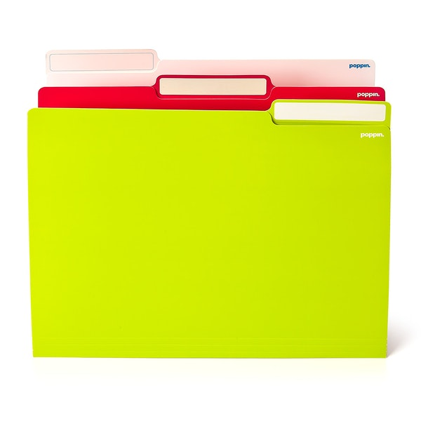 Letter-Size File Folders, Box of 24,,hi-res
