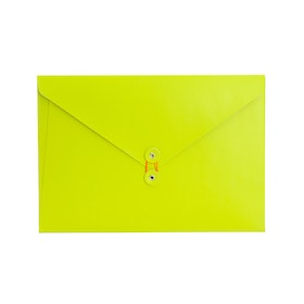 Lime Green Folio,Lime Green,hi-res