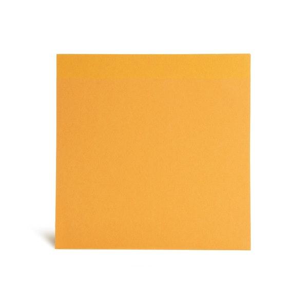 Neon Orange Jumbo Mobile Memos,Orange,hi-res