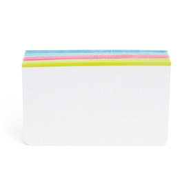 3 x 5 Index Cards, Pack of 100,,hi-res