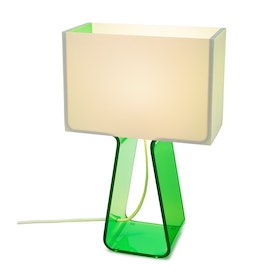 Green Tube Top Lamp,,hi-res