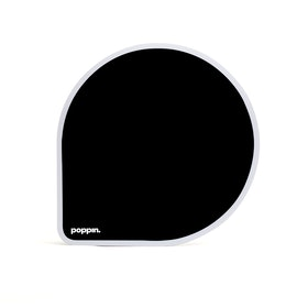 Black Mouse Pad,Black,hi-res