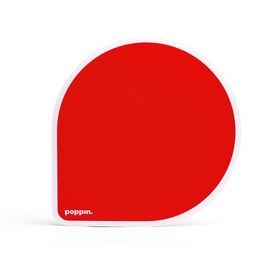 Red Mouse Pad,Red,hi-res