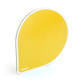Yellow Mouse Pad,Yellow,hi-res
