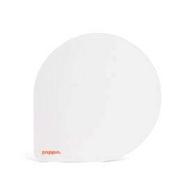 White Mouse Pad,White,hi-res