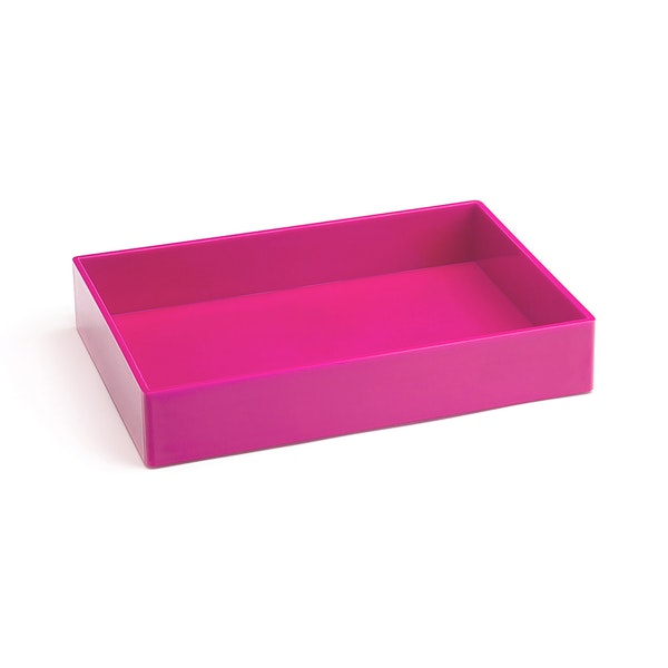 Pink Medium Accessory Tray,Pink,hi-res