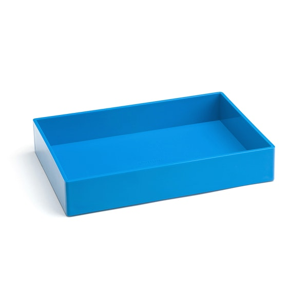 Pool Blue Medium Accessory Tray,Pool Blue,hi-res