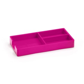 Pink Bits + Bobs Tray,Pink,hi-res