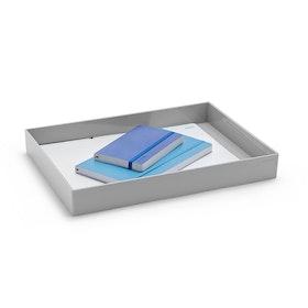 Light Gray Large Accessory Tray,Light Gray,hi-res