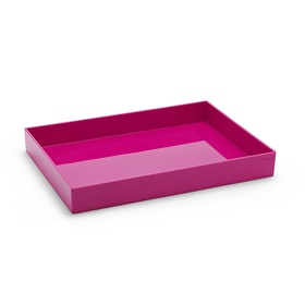 Pink Large Accessory Tray,Pink,hi-res
