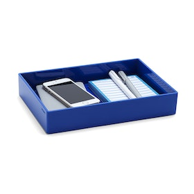 Cobalt Medium Accessory Tray,Cobalt,hi-res