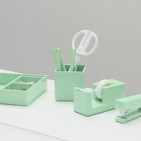 Mint Pen Cup,Mint,hi-res