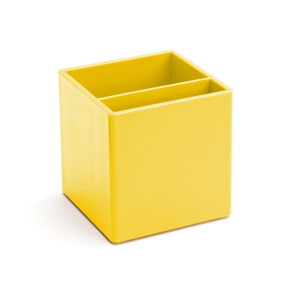 Yellow Pen Cup,Yellow,hi-res