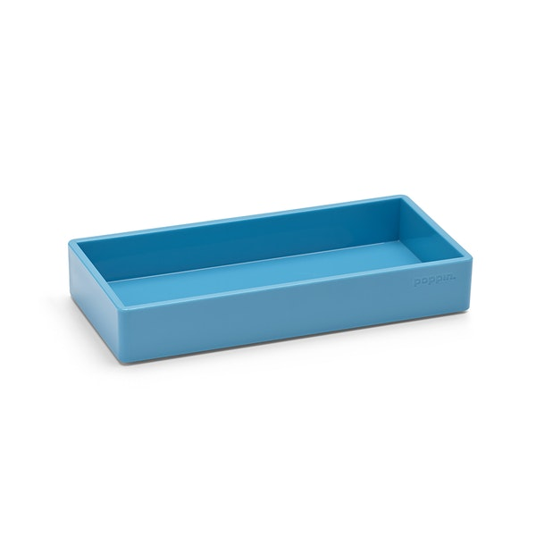 Pool Blue Small Accessory Tray,Pool Blue,hi-res