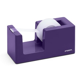 Purple Tape Dispenser,Purple,hi-res