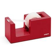 Red Tape Dispenser,Red,hi-res