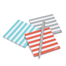 Striped Mobile Memos, Set of 3,,hi-res