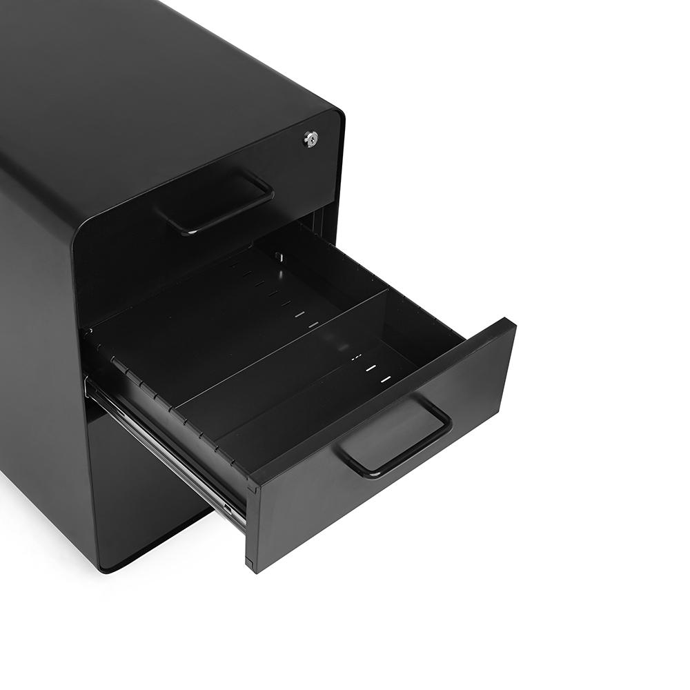 File Cabinets - 2 & 3-Drawer Metal | Modern Office Furniture | Poppin