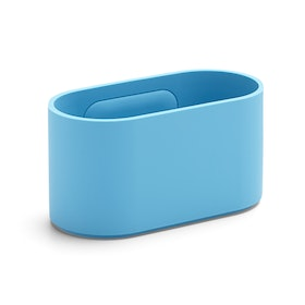 Pool Blue Softie Magnetic Racetrack Cup,Pool Blue,hi-res