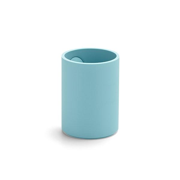 Aqua Softie Magnetic Roundabout Cup,Aqua,hi-res