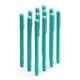 Aqua Signature Ballpoint Pens w/ Blue Ink, Set of 12,Aqua,hi-res