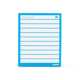 Pool Blue Task Pads, Set of 3,Pool Blue,hi-res