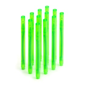 Lime Green Highlighters, Set of 12,Lime Green,hi-res