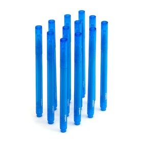 Pool Blue Highlighters, Set of 12,Pool Blue,hi-res