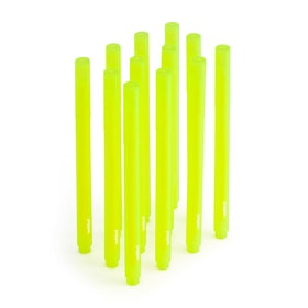 Yellow Highlighters, Set of 12,Yellow,hi-res