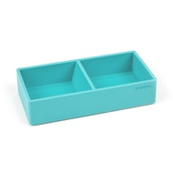 Aqua Softie This + That Tray,Aqua,hi-res