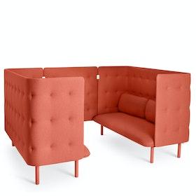 QT Sofa Booth