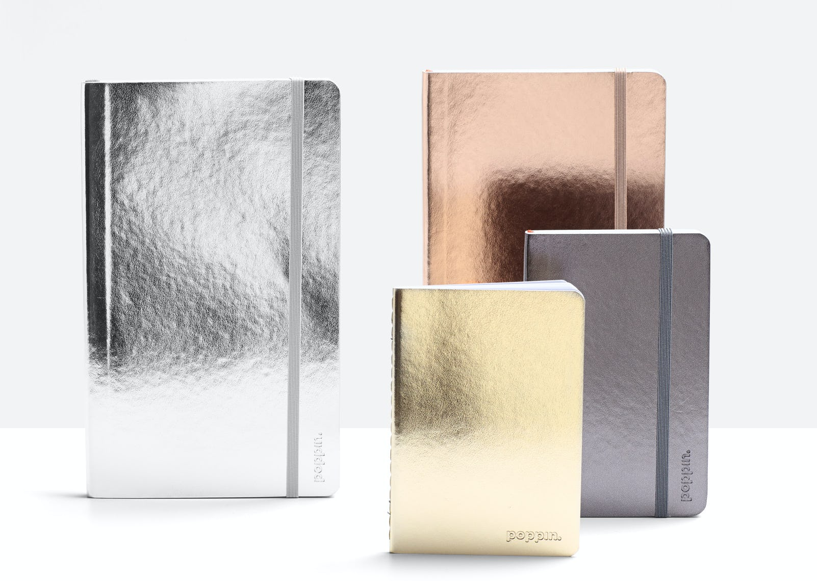 Shop Metallic Notebooks