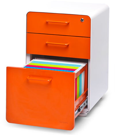 Shop 3-Drawer File Cabinets