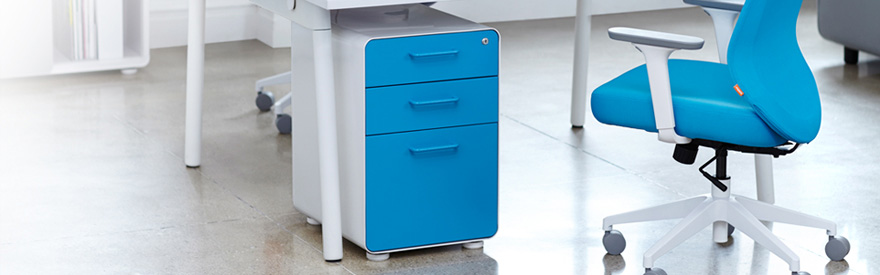 3 and 2 Drawer File Cabinets