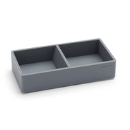 Dark Gray Softie This + That Tray,Dark Gray,hi-res