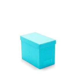Aqua Medium File Box