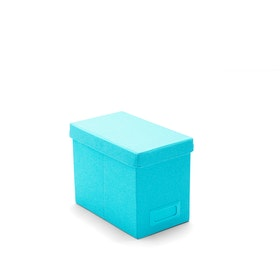Aqua Medium File Box