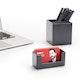 Dark Gray Business Card Holder,Dark Gray,hi-res