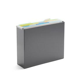 Dark Gray File Box