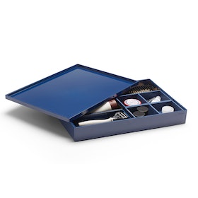 Navy Large Accessory Tray
