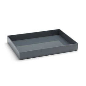 Dark Gray Large Accessory Tray,Dark Gray,hi-res