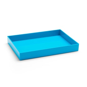 Pool Blue Large Accessory Tray,Pool Blue,hi-res