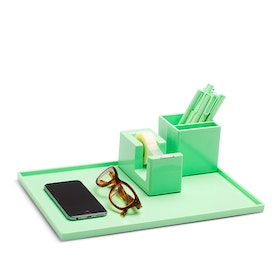 Mint Large Slim Tray